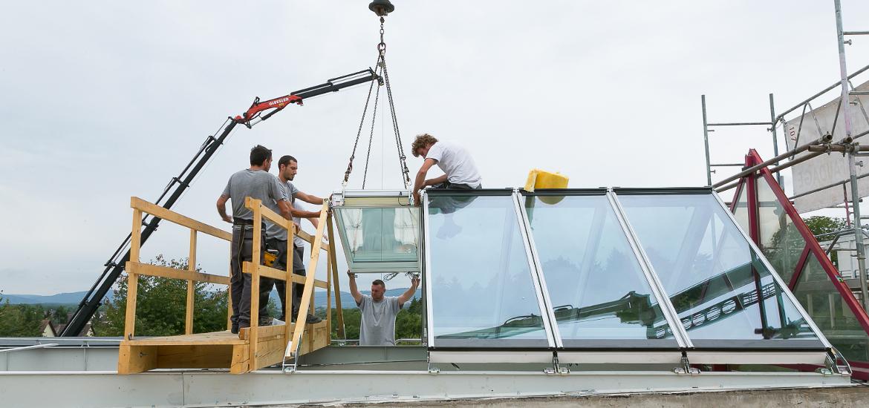 Pose Et Installation De Fenêtre De Toit à Saverne Bas Rhin 67